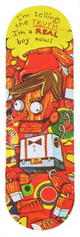 Bollie Deck - Pinhead - New Shape