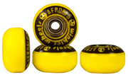 Winkler Wheels Signatures - Yellow Afrobi