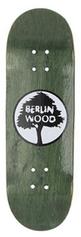 Berlinwood - Logo Wood - Wide Low
