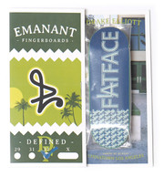 Emanant Deck - FlatFace Graphic Limited - 32mm Defined