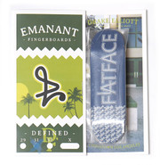 Emanant Deck - FlatFace Graphic Limited - 31mm Defined