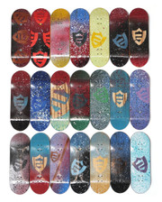 FlatFace G14 Deck - Mike Schneider Hand Painted