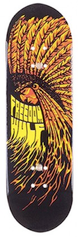 Bollie Deck - Freedom Wolf - Classic Shape
