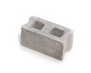 Concrete Cinder Block (1 piece)