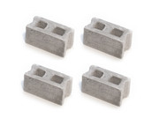Concrete Cinder Block (4 pieces)