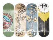 PoP Deck - Deep Concave - 32mm