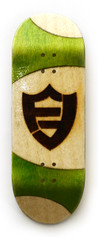 Freeride 33mm FlatFace Engraved Edition Split - Green