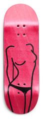 DK Decks Girl Split Ply - Pink