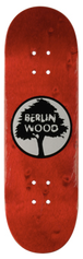 Berlinwood - Logo Red Wood - Classic