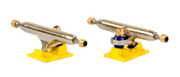 Blackriver Trucks Wide 2.0 - Yellow Base 32mm