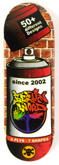 Berlinwood - Spraycan - 33mm Low