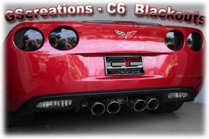 C6 Corvette 2005 2013 Exterior Accessories Gscreations