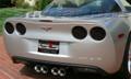 C6 Corvette GCA RACING SPOILER (Full width)