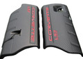 C6 LS3 Corvette Matte Carbon Fiber Fuel Rail Covers