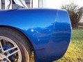 C5 Corvette FLUSH Painted Body Color Side Marker Lens