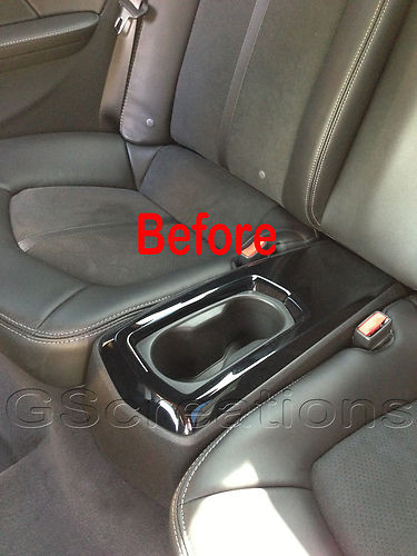Carbon Fiber Cadillac Cts Amp Cts V Coupe Cup Holder Cover