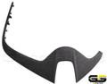 C7 Stingray Z06 Grand Sport Corvette Black  Suede Instrument Panel Upper Dash Trim Pad