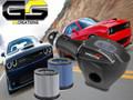 Dodge Challenger Charger SRT Hellcat AFE Cold Air Intake System w/ Carbon Fiber