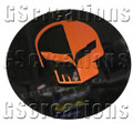 C7Corvette Racing Jake Punisher Skull Emblem Custom Painted ALL Body Colors
