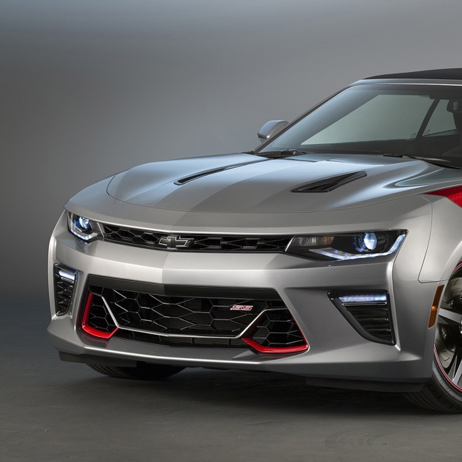 2016 2017 Camaro Gen6 Fifty Front Grill Gscreations