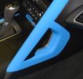 C7 Grand Sport Stingray Corvette TENSION BLUE Passenger side lower trim