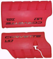 LS7 GM Corvette Engine Covers 2006-2013 Fuel Rail LS-7 7.0L
