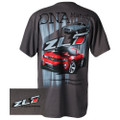 Camaro DNA MATCH ZL1 Tee T-Shirt