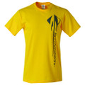 C7 Corvette Stingray Velocity Yellow Men's Short Sleeve Tee T-Shirt