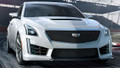 2016-2018 CTS-V Sedan CARBON FIBER Front Splitter With Deflectors