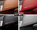 C7 Corvette Grand Sport Leather Console Lid W/Grand Sport Logo