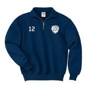 SQHS Boys Soccer - 1/4 Zip Pullover