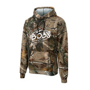Bob's Camo Hooded Sweatshirt