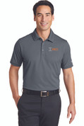 IMCO Mens Nike Dri-Fit Solid Icon Pique Polo