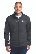 Be The One Mens Pique Fleece Jacket (Logo B)