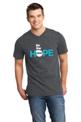 Be The One Young Mens Short Sleeve Shirt (Logo B)