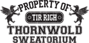 "Thornwold ""Sweatorium"" Fundraiser Shirt"