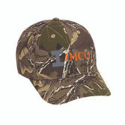 IMCO Camo Cotton Twill Low Profile Cap