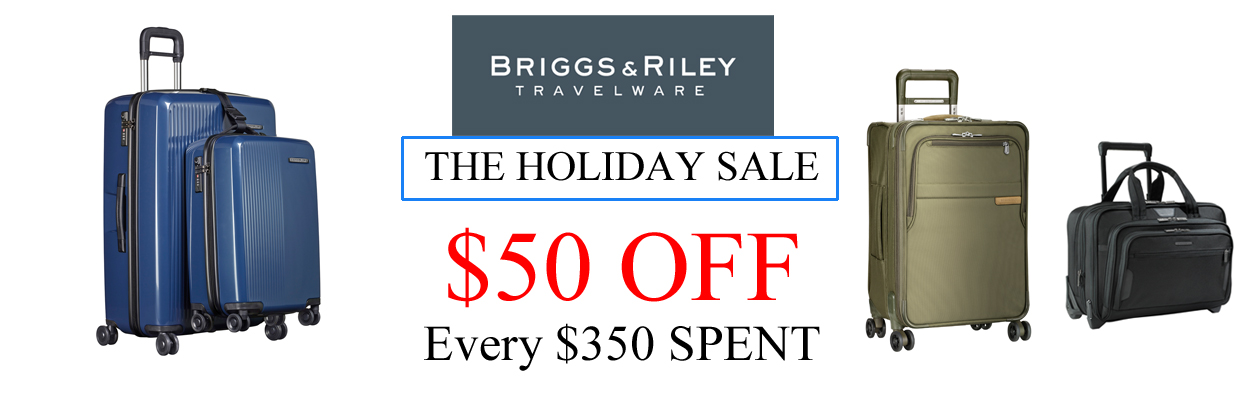 Briggs & Riley Sale