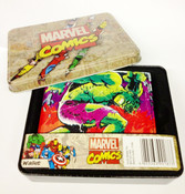 Marvel Comics Spiderman, The Hulk Kids Bifold Wallet