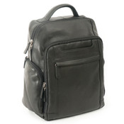 Osgoode Marley Cashmere Leather Computer Backpack