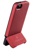 Victorinox View Stand for iPhone 5, 5s Protective Cover with Hinged Stand