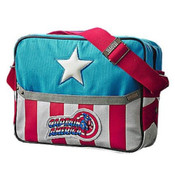 Marvel Comics Captain America Messenger Shoulder Bag