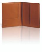 Hartmann Heritage Classic Belting Leather Passport Jacket Cover
