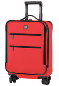 """Victorinox Lexicon 20"""" Dual-Caster Expandable Global Spinner Carry-On"""