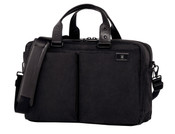 """Victorinox Lexicon Valise 15.6"""" Laptop Brief with Tablet / eReader Pocket"""