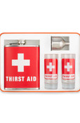 Thirst Aid Cocktail Bar Set with Travel Case