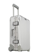 Rimowa Topas Aluminum Cabin Trolley IATA Wheeld Carry-On Luggage