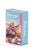 Kikkerland Mini Cowboy Playing Cards
