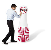 Perfect Solutions Inflatable Punching Bag Pillar