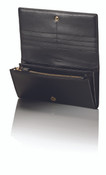 Hartmann Belting Collection Womens Continental Leather Wallet